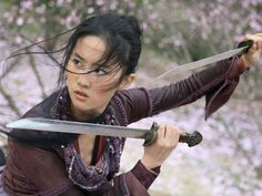 All about: Disney cast Chinese actress Liu Yifei as lead in live-action remake of 'Mulan' - HD Photos