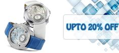 #ONLINE_SHOPPING @ Khoobsurati.com GET 20% OFF ON WATCHES #WATCHES http://khoobsurati.com/women/accessories/watches