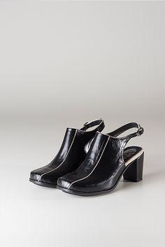 Ankle boot - Moda e Qualidade - Selo de Controle | Shop Online