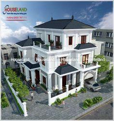 Quý vị đang tìm địa chỉ thiết kế biệt thự cổ điển đẹp, uy tín, chất lượng, chuyên nghiệp, giá rẻ tại tphcm thì Houseland chính là lựa chọn