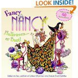 Fancy Nancy: Halloween...or Bust! by Jane O'Connor at Amazon - Tricks and Treats for the Little Ghouls in Your Life {Faith, Hope, Love, & Luck Survive Despite a Whiskered Accomplice} - #Halloween #Tricks #Treats #Kids #Printables #Bengal #Cat