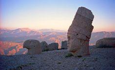 https://flic.kr/p/4qjg2b   Mt Nemrut sunrise   Sunrise on Mt Nemrut, Eastern Turkey