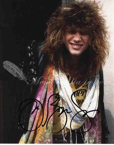 Vintage Jon Bon Jovi