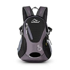 Cycling Hiking Backpack Sunhiker Water Resistant Travel Backpack Lightweight SMALL Daypack M0714 ** Check out this great product.