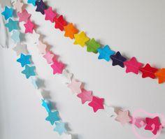 rainbow star light shade - Google Search