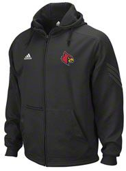Louisville Cardinals adidas Black Pindot Primary Logo Full-Zip Fleece Hooded Sweatshirt $69.99 http://shop.uoflsports.com/Louisville-Cardinals-adidas-Black-Pindot-Primary-Logo-Full-Zip-Fleece-Hooded-Sweatshirt-_213400101_PD.html?social=pinterest_pfid66-11097
