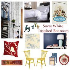 Snow White Bedroom