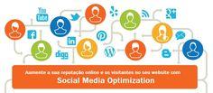 Social Media Optimization para aumentar o ranking do seu website