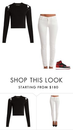 """""""Untitled #131"""" by babysam13 ❤ liked on Polyvore featuring Proenza Schouler and J Brand"""