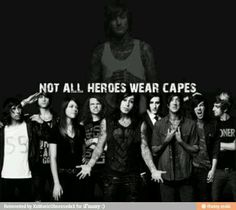 Except for Ronnie Radke.