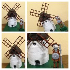 Don Quijote - by NyNCakes @ CakesDecor.com - cake decorating website