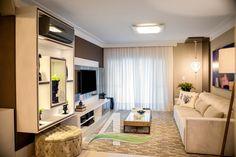 home integrado num apartamento em Balneário Camboriu luxo e praticidade