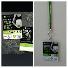blitz card + lanyard = people asking about the product in public places! It Works Global, My It Works, It Works Party, It Works Products, New Starter, Crazy Wrap Thing, Bettering Myself, Summer Body, Text Me