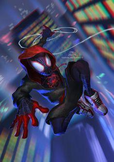 2379013cad006d Spider-Man by TheKnott Tarasilp Spider Verse