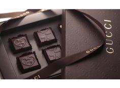 グッチ(Gucci)から、スペシャル フレーバーの限定チョコレートが発売。