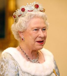 Crown of Queen Elizabeth -