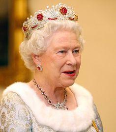 Crown of Queen Elizabeth -