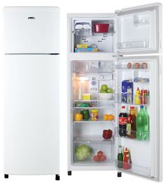 fridge size from the available choices at allaboutrental.com.au