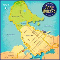 Lululemon's Seawheeze 1/2 Marathon   August 10, 2013  It's on!