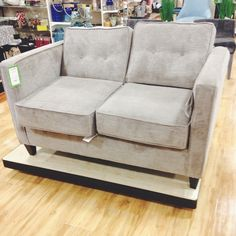 Grey 5 foot Couch