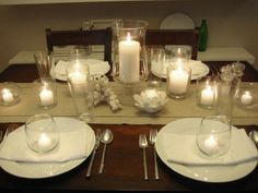 table setting by kkhh