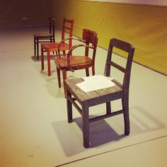 """Wystawa """"About"""". #CentrumScenografiiPolskiej #Muzeum #Śląskie"""