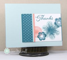 FMS 158, CCMC42 Thanks by jenmitchell - Cards and Paper Crafts at Splitcoaststampers