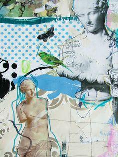 Rebecca Appleby, Collage