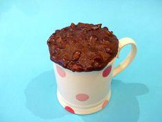 5 Minute Microwave Cake in a Mug.