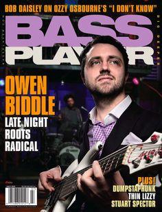 July 2011: Owen Biddle