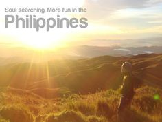 Philippine mountains are magnificent! Places Around The World, Around The Worlds, Philippines Tourism, Tourism Department, Soul Searching, Proud Of Me, More Fun, Places Ive Been, Islands