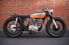 Not really my thing, but it is one classy bike! So i will pen it.