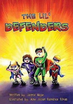 Lil' Defenders by Jaimie Hope http://www.amazon.com/dp/0996817344/ref=cm_sw_r_pi_dp_TKoqxb13Q6EWC