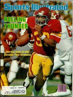 Marcus Allen, USC Trojan running back