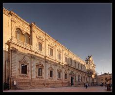 Chiesa Santa Croce, Lecce