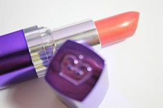NEW Rimmel Lipstick: Coral Shimmer
