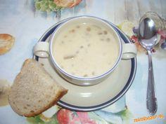 Kyslá šošovicová polievka.