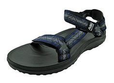 Men Sandals, Strap Sandals, Leather Sandals, Navy, Amazon, Boots, Free, Jewelry, Fashion