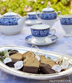 EAT MORE CAKE: Bolachas de chá