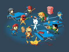 Food Fight (Smash Bros)