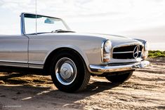 This Mercedes-Benz 230SL Has Been Family-Owned For 50 Years • Petrolicious