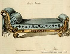 Two Nerdy History Girls: The Chaise Longue Etiquette And Espionage, Regency Furniture, Finishing School, Revolution, Nerdy, Steampunk, History, Outdoor Decor, Girls