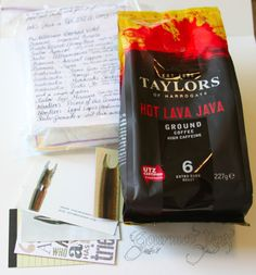 Coffee & Ink from Storm by GourmetPens, via Flickr