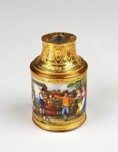 French; Glass, Spy (Longue Vue), 18th century