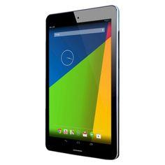 "Latte ICE Tab2 7"" Android 4.2 8GB Quad Core Powered Tablet - Black (LT-LV70QBLK8GB)"