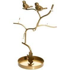 Shop the latest ASOS Bird Branch Jewelry Stand trends with ASOS! Jewelry Tree, Jewelry Dish, Jewelry Stand, Jewelry Holder, Jewellery Storage, Asos, Organisation Hacks, Bird On Branch, Wedding Guest Book Alternatives