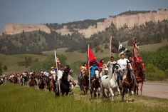 Published October 3, 2016 PINE RIDGE INDIAN RESERVATION – 1,000 Young Native Americans from the Oglala Lakota Sioux Tribe are raising $100,000 to pay for the transport, tents, sleeping bags, …