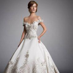 Amalia Carrara 2014 Wedding Dresses #vestido #noiva #casamento