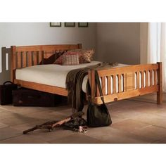Elan 3ft Sedna #Pine #Bed #furniture #interiors #UK
