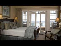 Henderson Park Inn is a longtime favorite of visitors and locals looking for a quiet and romantic vacation or quick getaway. Located adjacent to the Henderson Beach State Park and directly on a quiet stretch of beach, this New-England-styled bed and breakfast features Victorian-inspired furnishings and a large veranda that offers impressive views of the Gulf of Mexico.